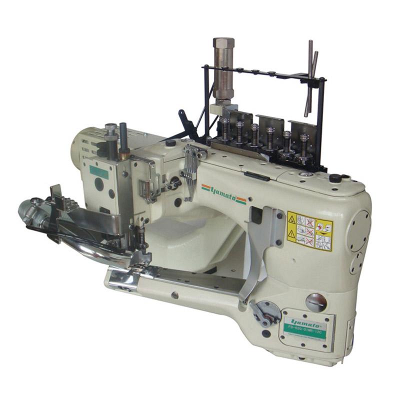 Flatlock seam, flatlock stitch, iso 607